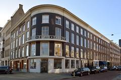 Calandstraat 2 hoek Veerhaven