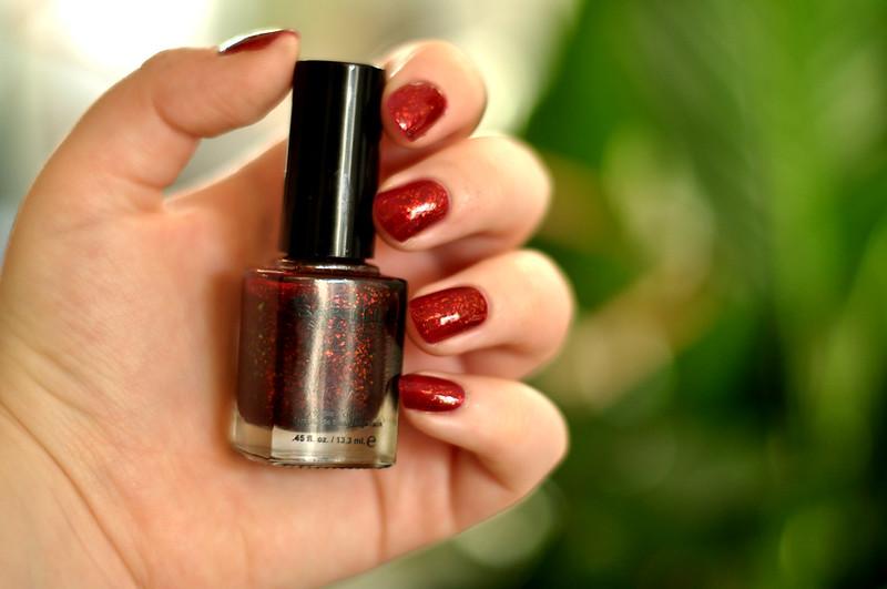 notd barielle elles spell nail polish rottenotter rotten otter blog 1