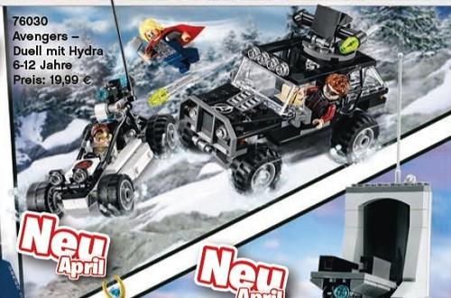 LEGO Super Heroes 76030