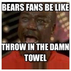 I didn't watch the #Bears game but this sums it up #lol. Man it must've been really bad for me to be rolling on the floor :D #smh #johnnymanziel #JayCutler #NFLMemes #nfl #football #rockybalboa #rocky #memes #hitthegym #StephenASmith #work