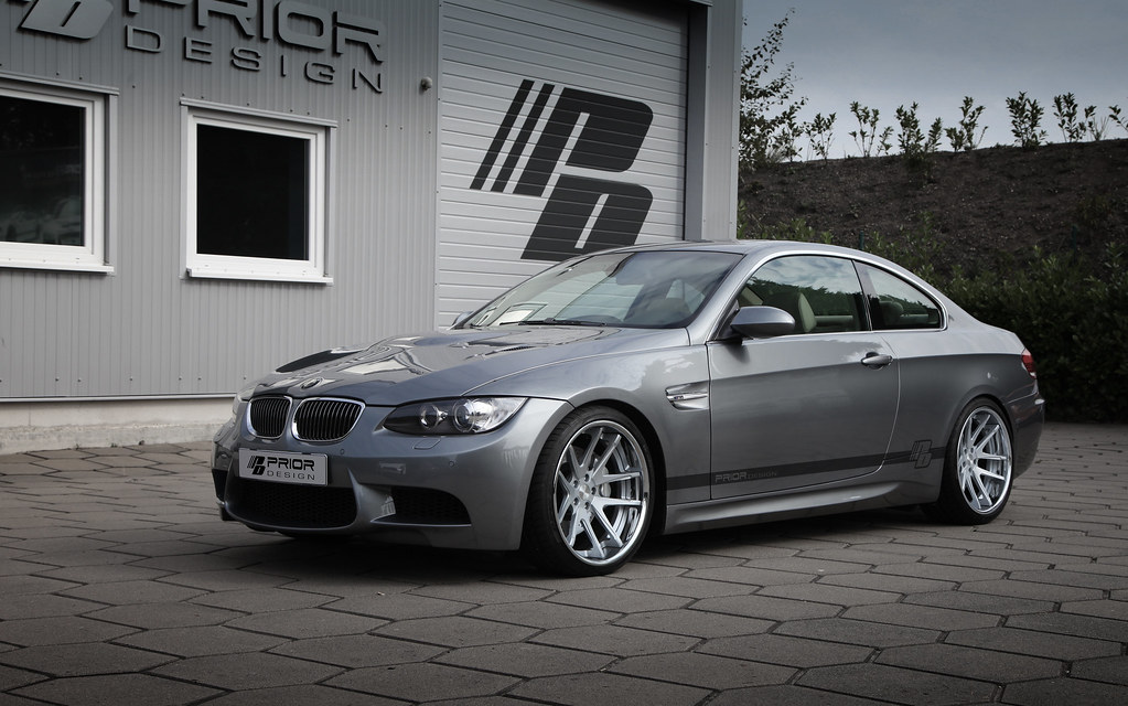 Bmw E92 E93 3 Series M3 Conversion Body Kit Bodykit For