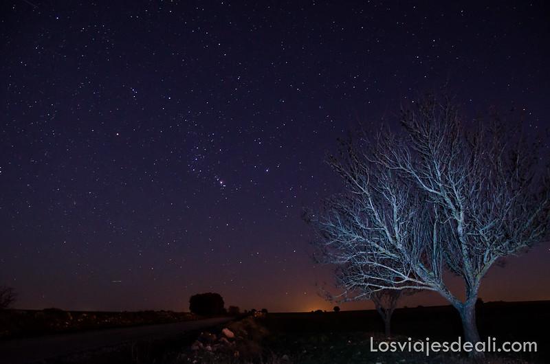 observando el cosmos en la Alcarria