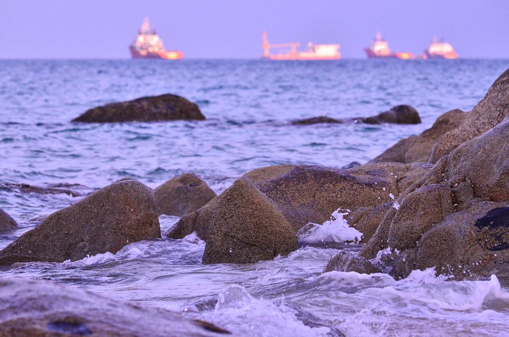德洛嘉隆 Teluk Kalong