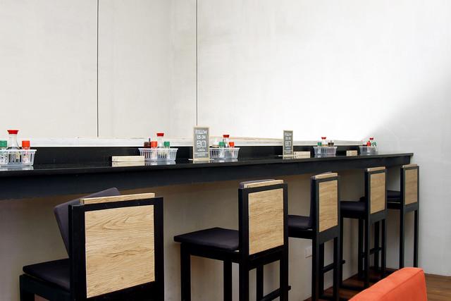 Chibi's Kitchen interiors upstairs 2