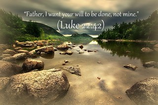 Luke 22:42 nlt
