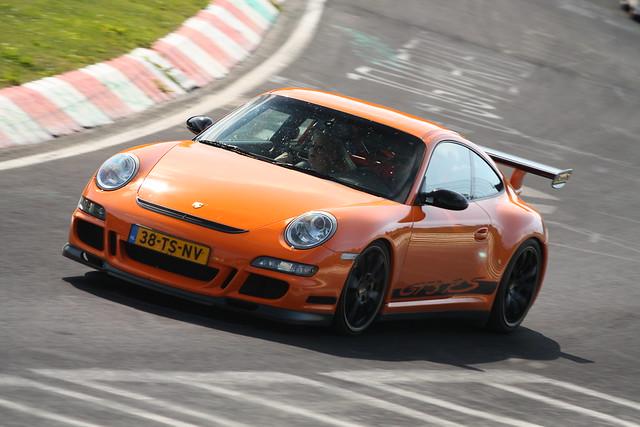 Porsche 997 GT3 RS Mk1 2