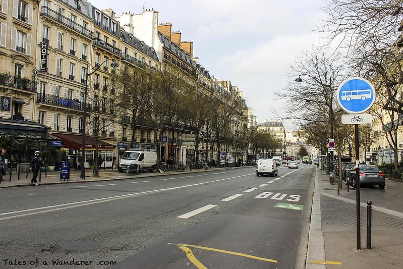 PARIS - Av des Gobelins