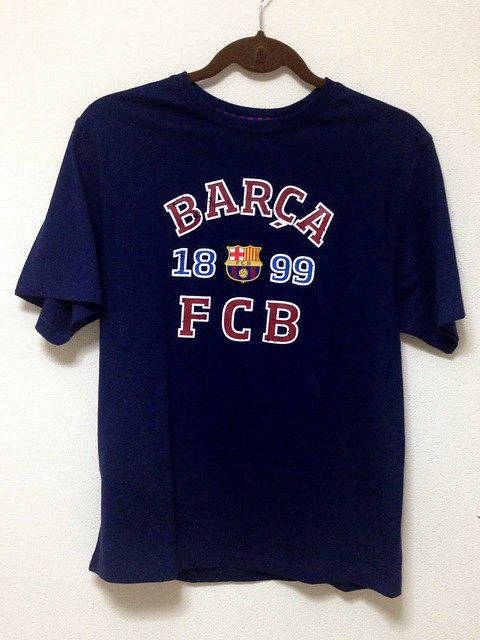 Spain Barcelona Camp Nou T shirt