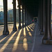 Small photo of Day-break on Bir-Hakeim bridge