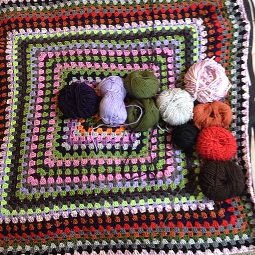 Giocando coi colori #instacroquet #fattoamano #handmade #ravelry #ameliabefana
