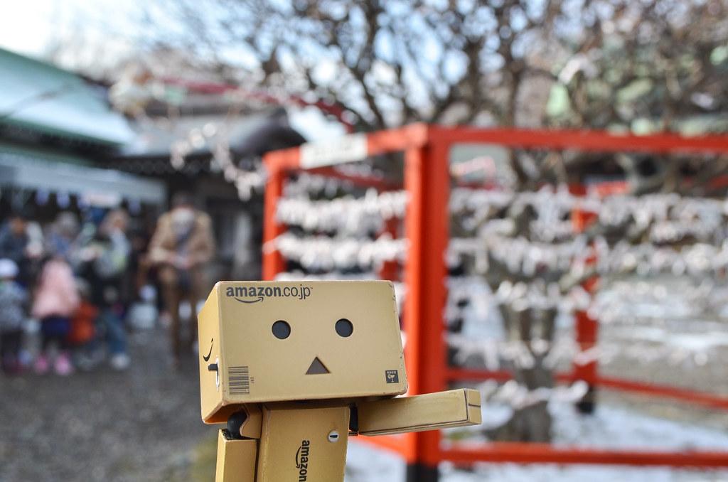 2015初詣 室蘭八幡宮 (2)