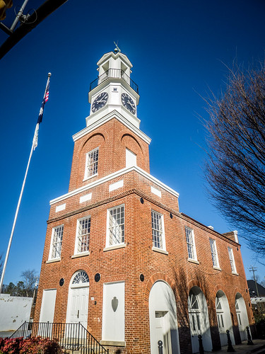 Winnsboro Clock Tower