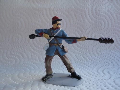 IMEX 1:32/54mm Confederate Cannon Set ref 781 16302226492_2867f0183b