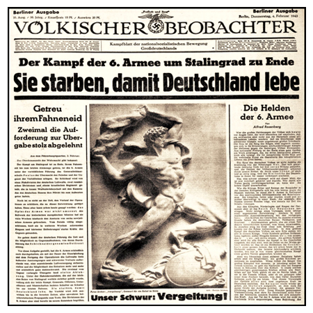 The spread of propaganda in nazi germany