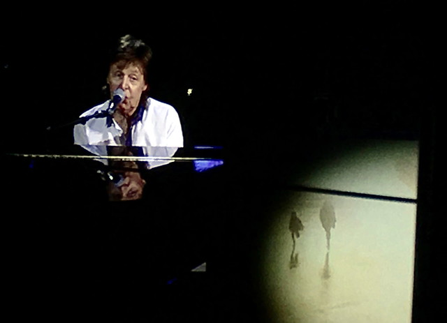 Paul McCartney in Minneapolis