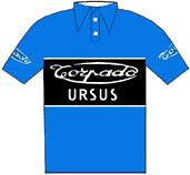 Torpado-Ursus - Giro d'Italia 1955