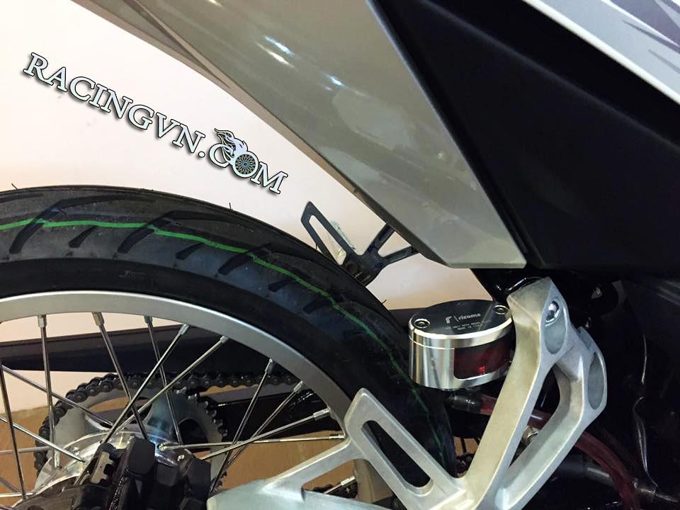 Honda Winner 150 độ bánh căm đầu tiên tại Việt Nam 5