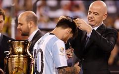 Messi e la maledizione della nazionale... sbaglia il rigore.. CILE Campione IL VIDEO