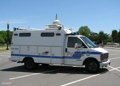 US Capitol Police - Chevrolet Utility Body Truck (1)