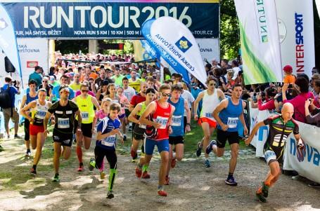 Libereckou RunTour ovládl Kocourek, předběhl místního suveréna Pavlištu