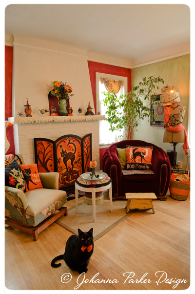 Halloween-Living-Room