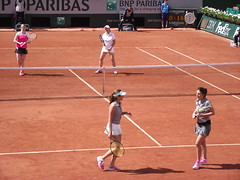 Roland Garros 2014 - Legends match