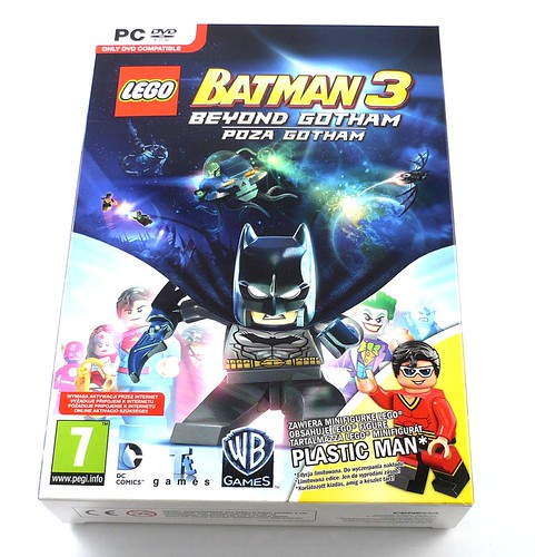 LEGO DC Batman 3 Beyond Gotham Poza Gotham Box1