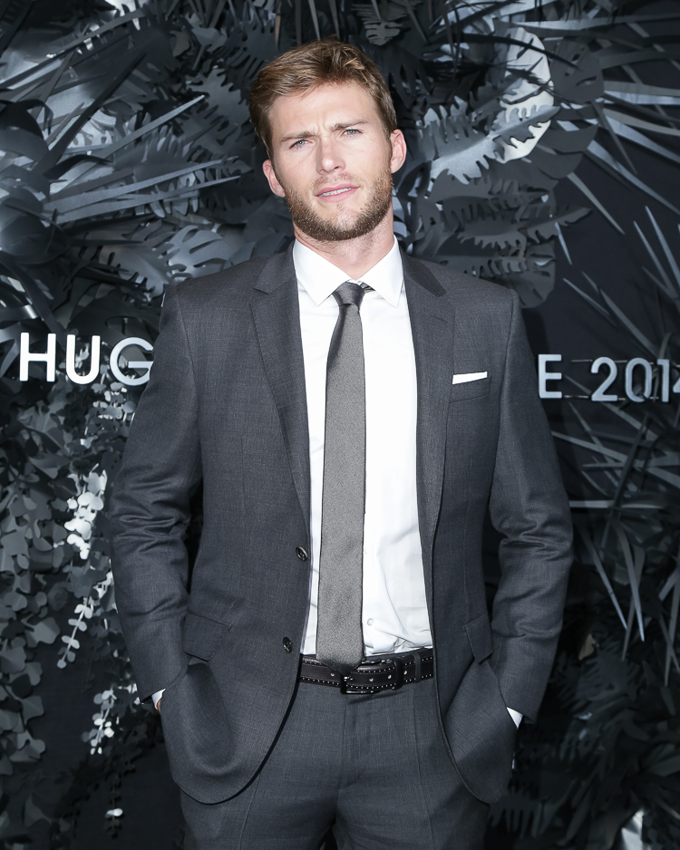 Scott Eastwood attends the Hugo Boss Prize 2014 Event at the Guggenheim Museum New York