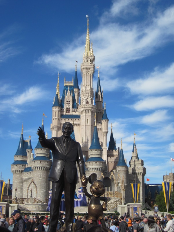Walt Disney World - Cinderella's Castle