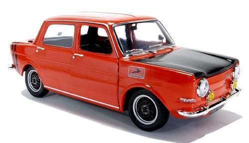 32 Norev Simca 1000 Rallye 2