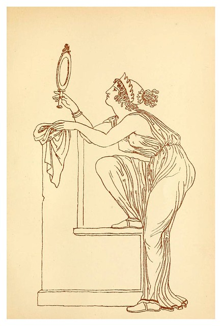 018-Ancient Greek female costume…1881- J. Moyr Smith