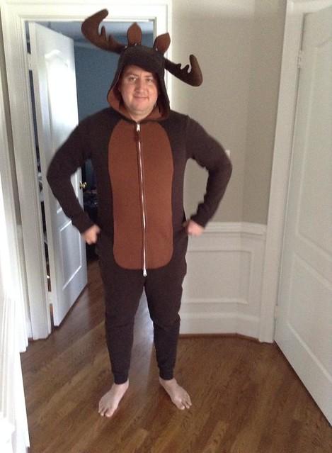 T as moose - 2014