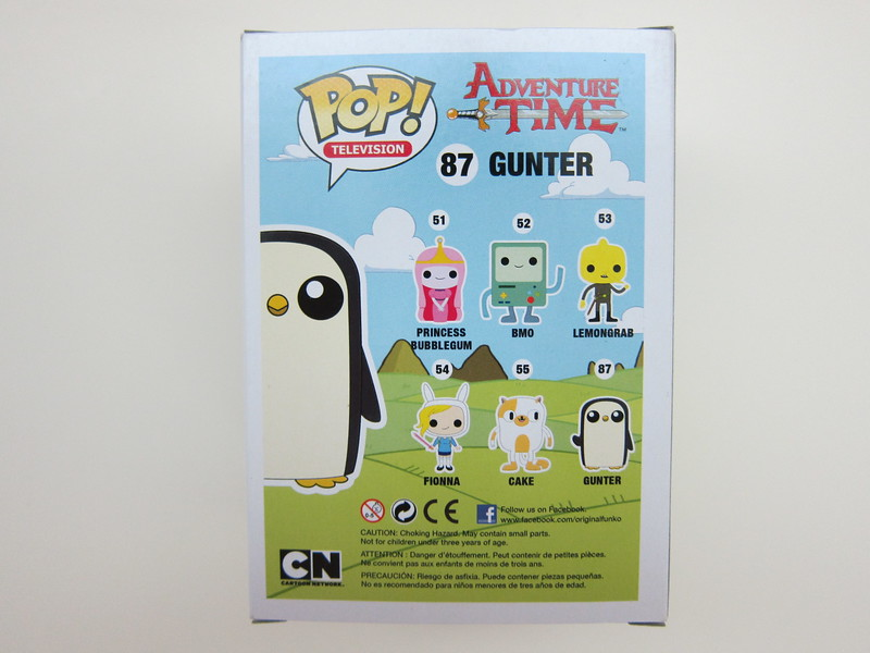 Funko Pop - Gunter - Back
