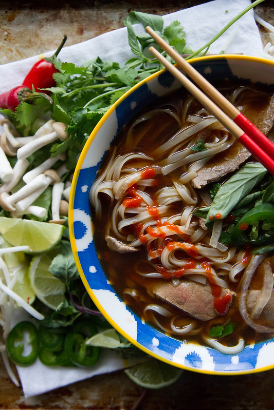 Fast and Easy Beef Pho