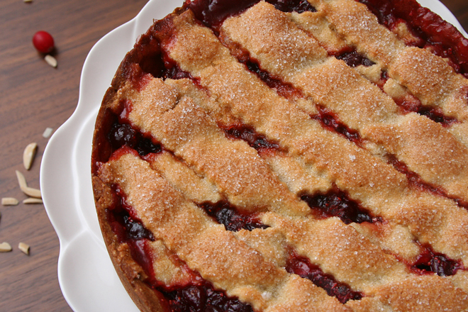 cranberry crostata 5