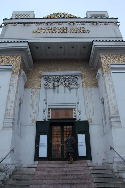 120 - Edificio de la Secesión