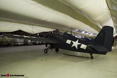 N58918 86754 - 5812 - Grumman FM-2 Wildcat - Tillamook Air Museum - Tillamook, Oregon - 131025 - Steven Gray - IMG_8040