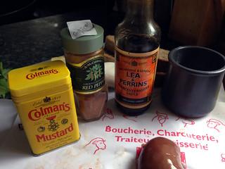 15633912418 54dae10eb4 n Devilled kidneys on toast (English breakfast)