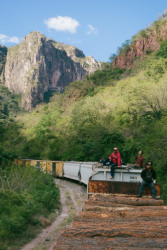 roof chihuahua mountains train mexico la logs riding hobo canyons mexicano freight hopping sinaloa trampas trampa ferrocarril bestia