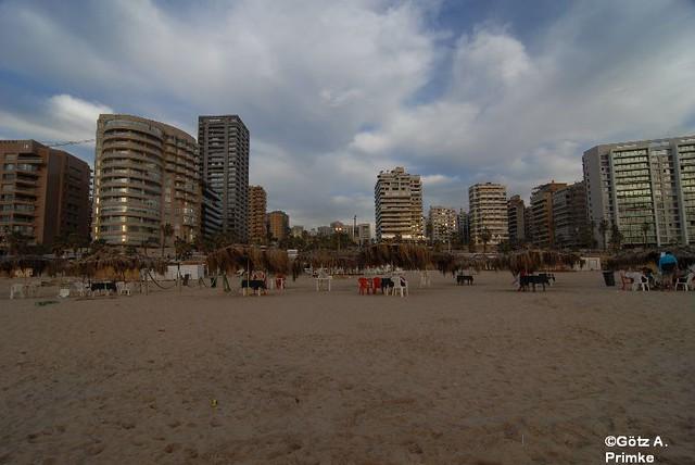 Beirut Paris des Ostens Hotel Phoenicia InterContinental Beirut Libanon 09_Seaside_Okt_2014_003