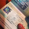 Belarus visa! #belarus #passport #visa