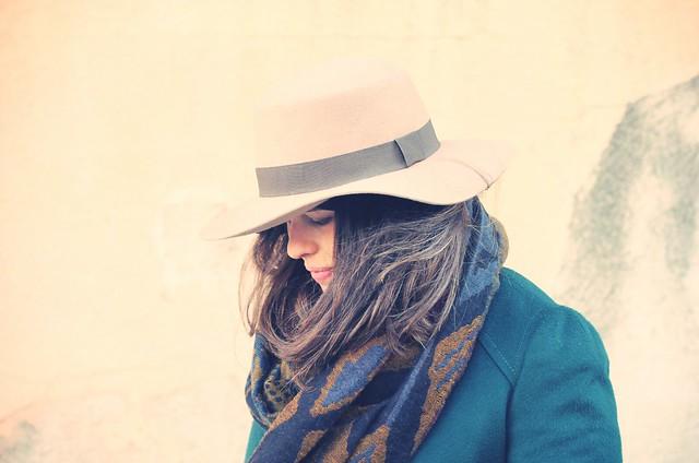 Sombreros en invierno