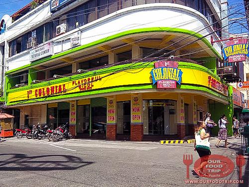 1st Colonial Grill, Naga City Centro