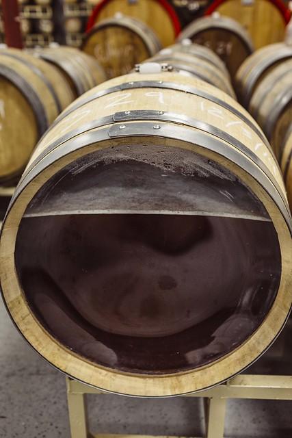 fermentation barrel quantitative analysis