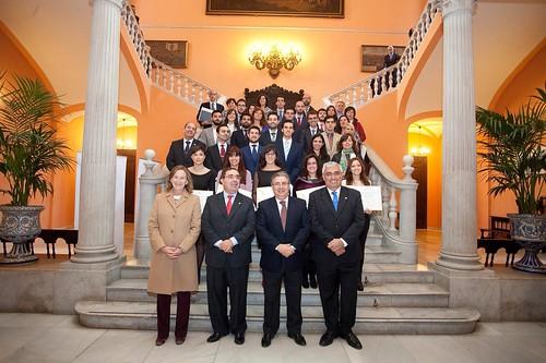 AionSur 15758707948_512d98ae1e_d La joven Blanca María Pedregal recibe el Premio a la Excelencia otorgado por el Ayuntamiento de Sevilla Educación