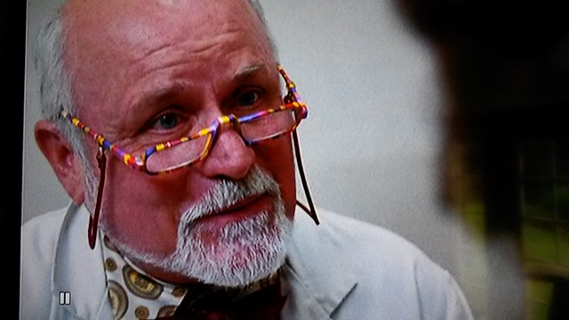 The only good thing about Creepshow 3 is these glasses