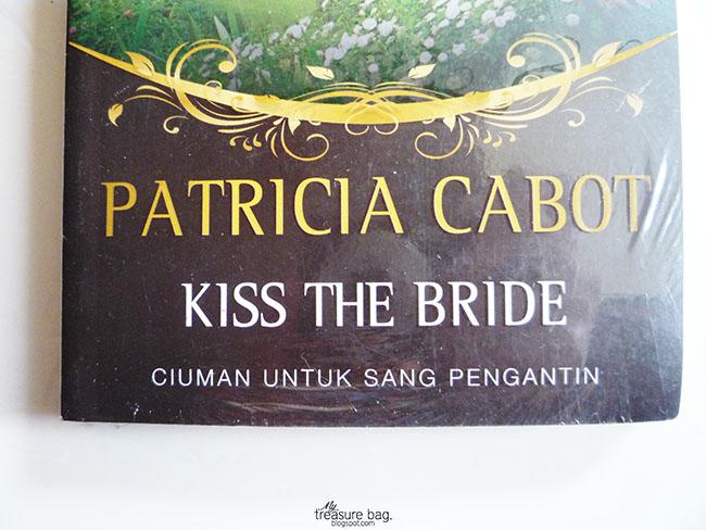 Book Stores Reunion_Kiss the Bride - Patricia Cabot 01