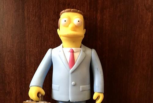 Simpsons Lawyer Lionel Hutz