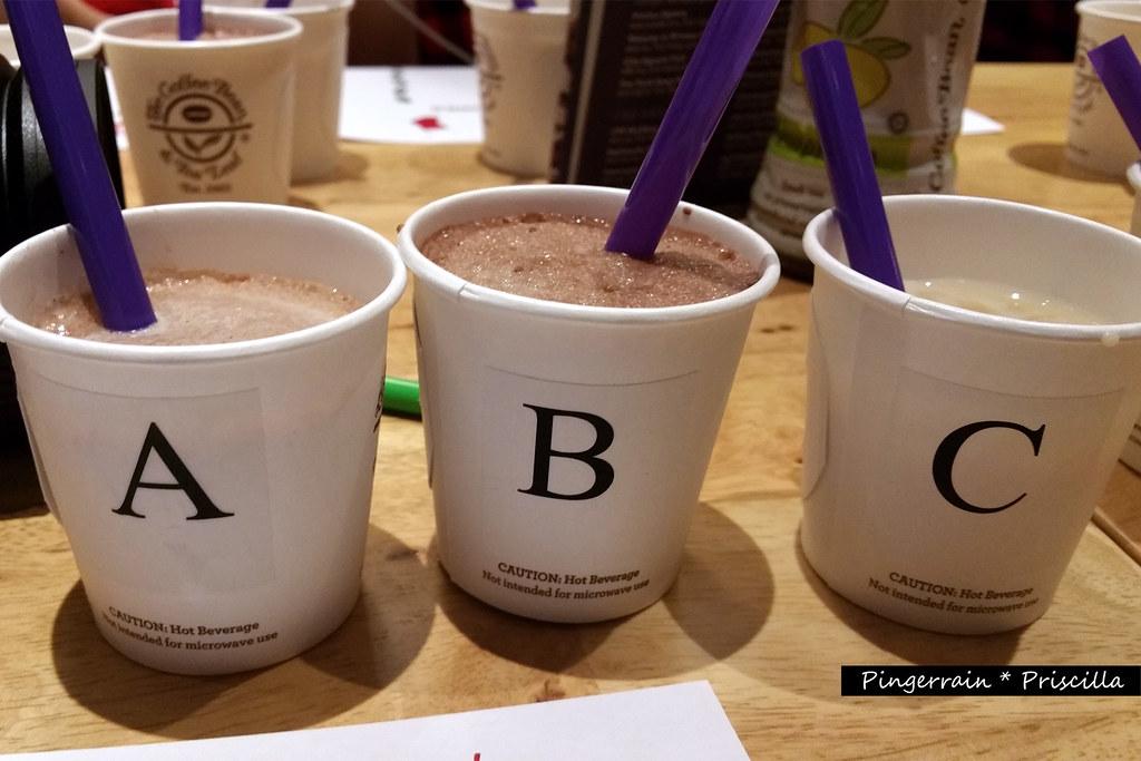3 Mystery Drinks
