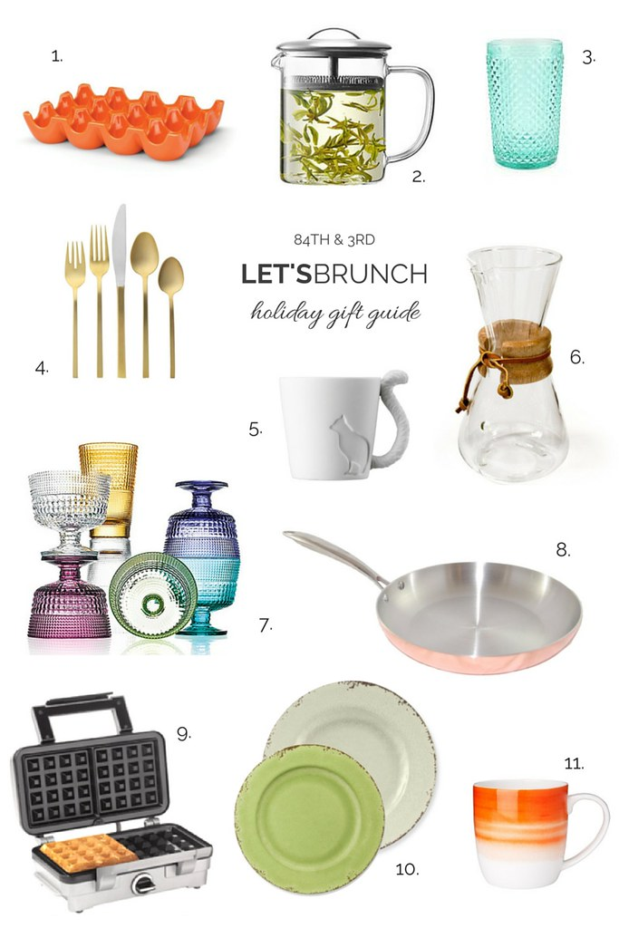 Let's Brunch - 84th & 3rd - Holiday Gift Guide 2014